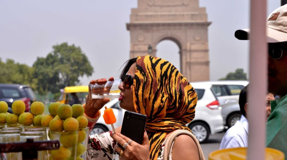 Delhi, India, Weather, Heat wave, Temperature, north India, northwest India