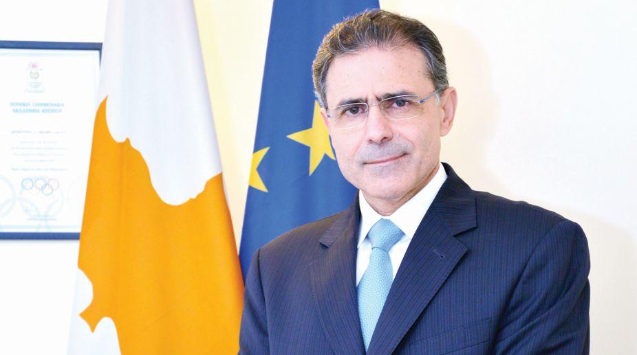 business, Cyprus, Mr Demetrios A. Theophylactou