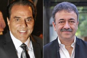 Dharmendra, Rajkumar Hirani honoured at 55th Marathi Film Awards