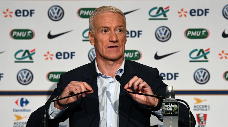 Didier Deschamps, France National Team, 2018 FIFA World Cup