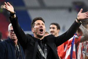 Diego Simeone reveals secret behind his success after Europa League triumph