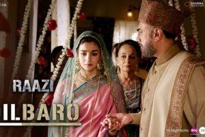 Dilbaro – Making | Raazi | Alia Bhatt