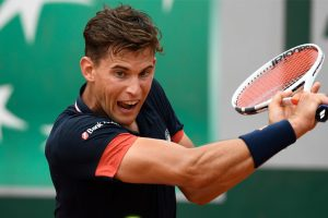 French Open 2018: Dominic Thiem gets campaign off to good start