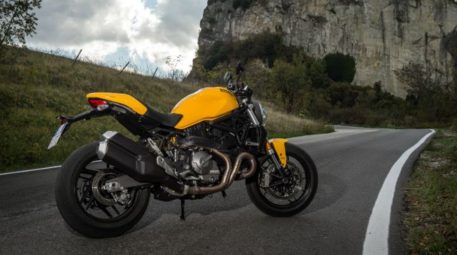 Ducati Monster 821 launched at Rs 9.51 Lakh in India
