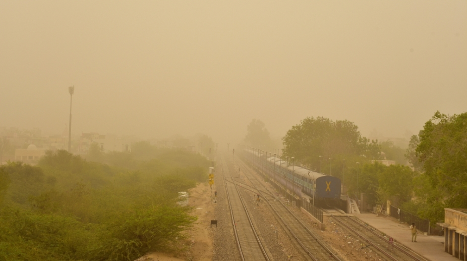 Chandigarh airport, Dusty weather, flight cancellations, Low visibility