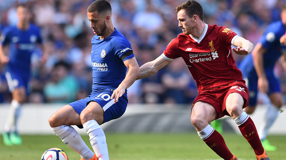 Eden Hazard not giving up on top-four race
