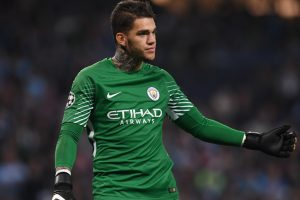 Watch: Manchester City keeper Ederson smashes Guinness World Record