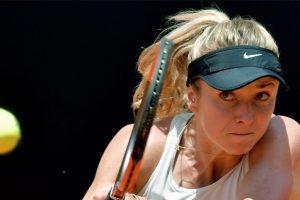 Elina Svitolina sinks Anett Kontaveit to return to Rome final