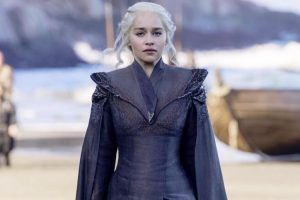 Game of Thrones star Emilia Clarke spills the beans about season finale