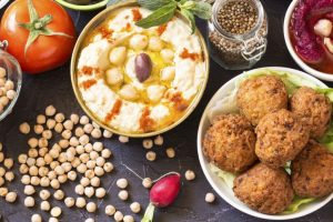 Moong falafel – A traditional Arab food to relish