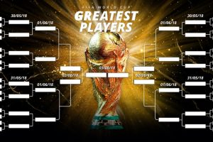 Who is the greatest World Cup player of all time? FIFA calls vote on Twitter