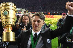 Frankfurt upset Bayern 3-1 to clinch German Cup