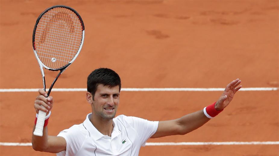 Novak Djokovic, ATP Tour, French Open 2018, French Open