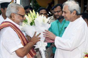 Ganeshi Lal sworn in as Odisha Governor