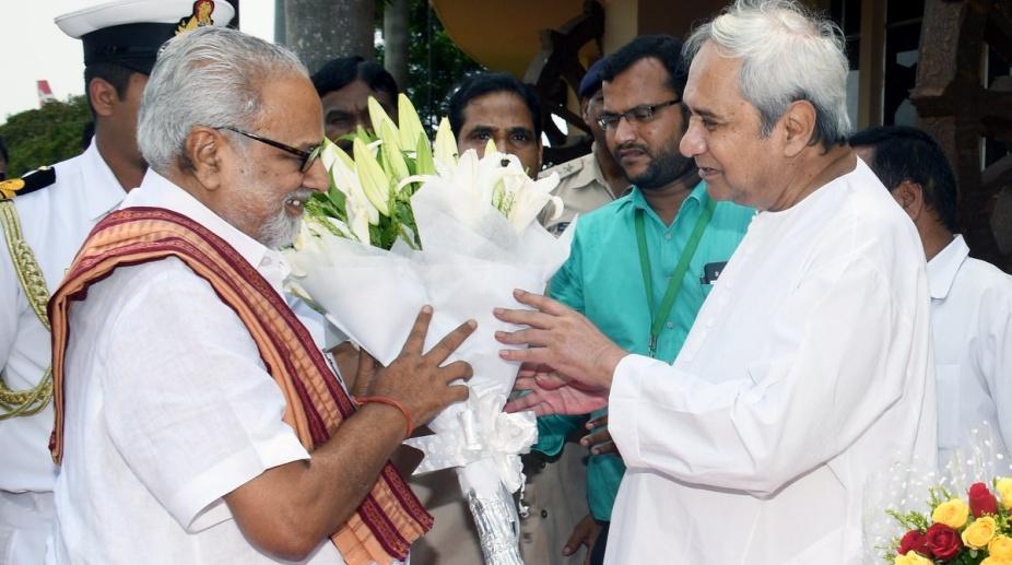Odisha Governor, Ganeshi Lal, Odisha CM, Odisha, Naveen Patnaik