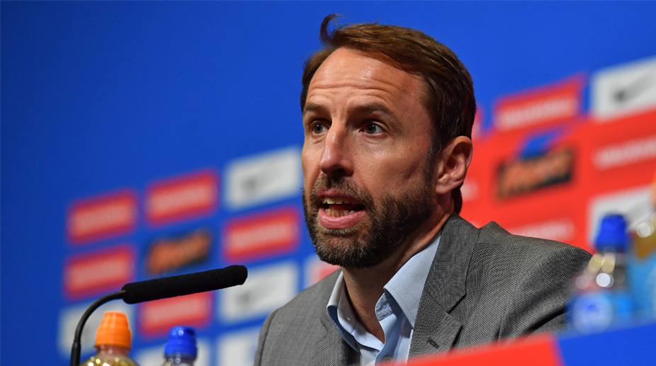 Gareth Southgate, England Football, 2018 FIFA World Cup