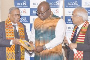 Ghana delegation to extend business ties with West Bengal