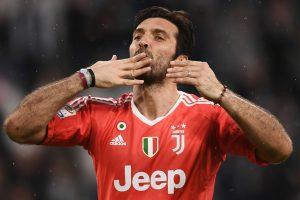 Italy great Gianluigi Buffon calls time on 17-year Juventus career