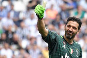 PSG goalkeeper Alphonse Areola keen to stay amid Gianluigi Buffon rumours