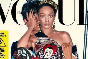 Gigi Hadid apologises for Vogue Italia magazine cover