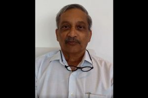 In video message, ailing Goa CM Manohar Parrikar says he will return in 'next few weeks'