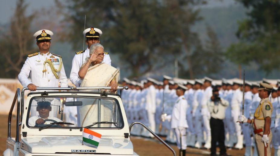 Goa, Governor, Mridula Sinha, Panaji