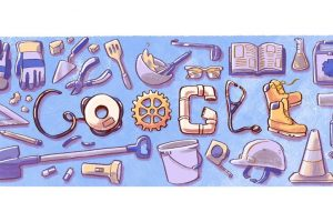 Google celebrates 2018 Labour Day with doodle