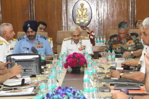Four-day Naval Commander's Conference concludes in Delhi