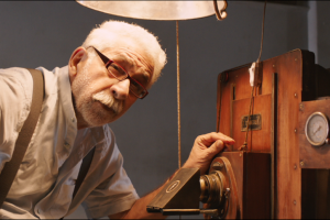 Hope aur Hum: 100-year-old machine recreated for Naseeruddin Shah