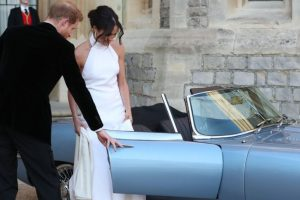 When Meghan Markle, Prince Harry rode 'most beautiful car in the world' | See video