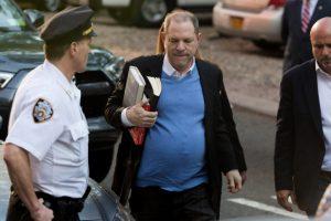 Harvey Weinstein pleads not guilty to rape, sexual assault