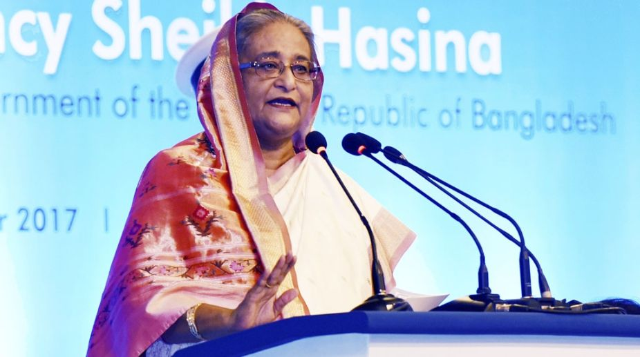 Sheikh Hasina, Kazi Nazrul University, DLitt