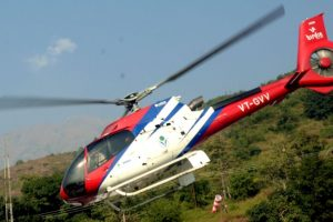Helicopter service a hit among Amarnath pilgrims