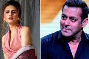 Huma Qureshi's 'killer' response to Salman Khan tweet sets social media on fire