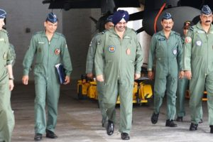 Air Chief Marshal BS Dhanoa to visit Israel for four days