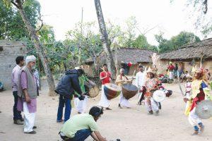 An exemplary Adivasi