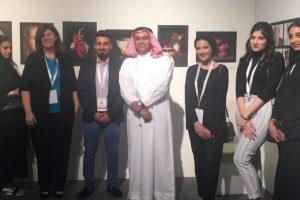 Gulf's emerging art hub