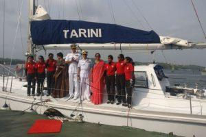 All-women INSV Tarini crew successfully complete circumnavigation of globe