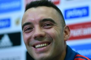 2018 FIFA World Cup: I deserve my place in Spanish squad, insists Iago Aspas