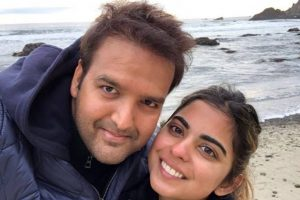 Mukesh Ambani's daughter Isha to wed Anand Piramal in December