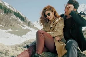 Race 3: After Daisy Shah's dialogue, Salman's 'Selfish' song grabs attention