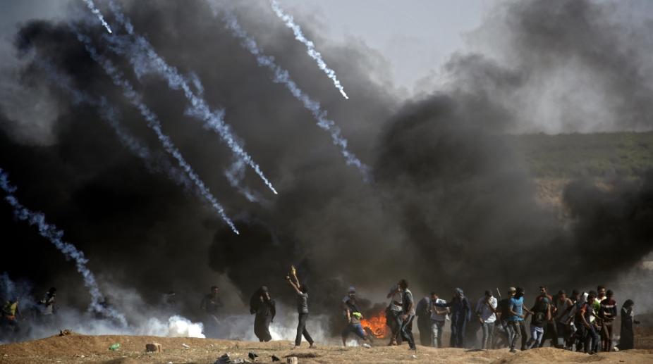 Gaza shelling, Israeli Air Force, Israel, Hamas positions, Gaza Strip