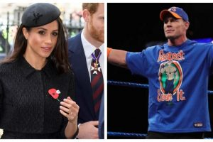 Meghan Markle's father to miss the Royal wedding? John Cena willing to give her away