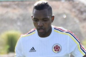Izquierdo joins Colombia team, aims to share his EPL experience