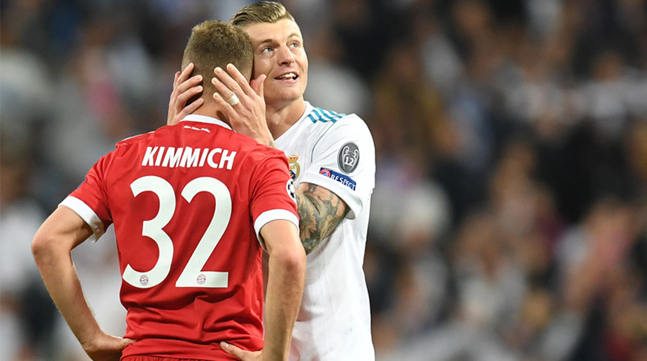 24eb0f17686 UEFA Champions League  Player ratings for Real Madrid vs Bayern Munich