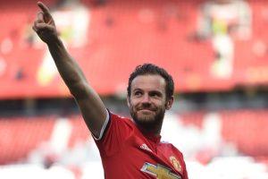 Juan Mata dedicates weekly blog to retiring Michael Carrick