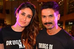 Check reaction of Kareena when Shahid Kapoor called her 'senior actor'