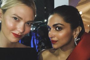 Model Karlie Kloss is all hearts for Deepika Padukone in throwback pic | See post