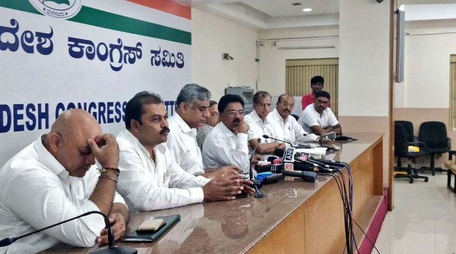 Karnataka power tussle gets murkier as Congress releases another audio tape