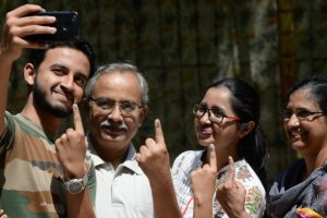 Karnataka polls: EC puts interim voter turnout at 70 per cent
